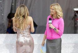 Mariah Carey on the ABC Good Morning America Show