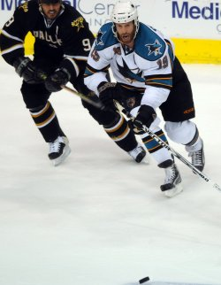 San Jose Sharks vs Dallas Stars NHL Playoffs