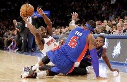 New York Knicks vs Detroit Pistons