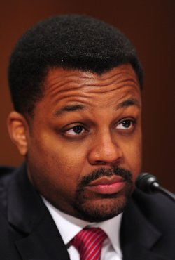 D.C. Council Chairman Kwame Brown testifies in Washington