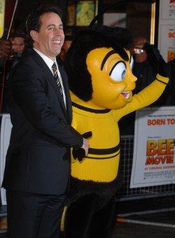"""Bee Movie"" premiere in London"