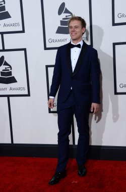 The 56th Grammy Awards in Los Angeles