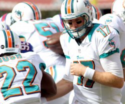 Miami Dolphins vs Buffalo Bills in Miami
