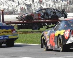 NASCAR NEXTEL CUP KOBALT TOOLS 500 AND BUSCH NICOTETTE 300