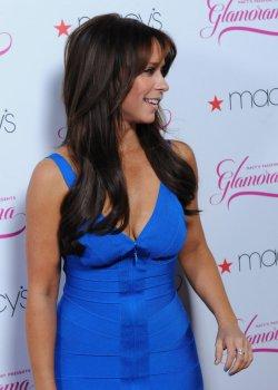 Jennifer Love Hewitt attends Macy's Passport Glamorama 2011 in Los Angeles