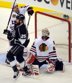 Los Angeles Kings vs Chicago Blackhawks