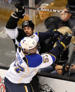 Los Angeles Kings vs St. Louis Blues-Western Conference Semi-Finals Los Angeles