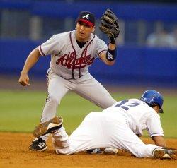 New York Mets v. Atlanta Braves