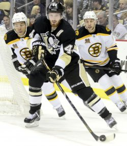 Boston Bruins vs Pittsburgh Penguins
