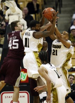 Texas A&M Aggies vs Missouri Tigers