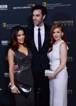 2013 BAFTA LA Jaguar Britannia Awards held in Beverly Hills, California