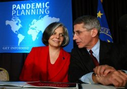 FEDERAL, STATE, LOCAL OFFICIALS PLAN FOR PANDEMIC