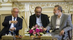 European Parliament Lawmakers visit Iran