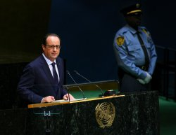 69th United Nations General Assembly is held in New York