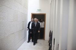 Former Israeli President Katsav in Court
