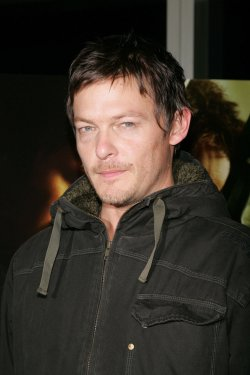 """Norman Reedus arrives for the premiere of """"The Boondock Saints II: All Saints Day"""" in New York"""