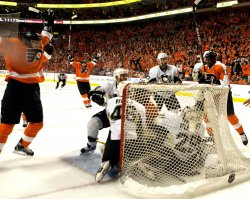 Pittsburgh Penguins-Philadelphia Flyers playoffs game 6
