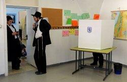 Ultra-Orthodox Vote Jerusalem's Municipal Elections