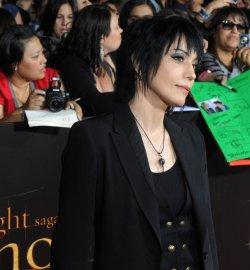 "Joan Jett attends ""The Twilight Saga: New Moon"" premiere in Los Angeles"