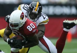 PITTSBURGH STEELERS VS ARIZONA CARDINALS AT GLENDALE, AZ