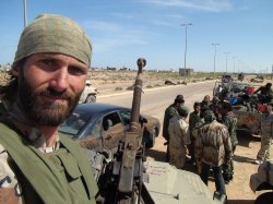 Mathew VanDyke Ready to Return to Libya