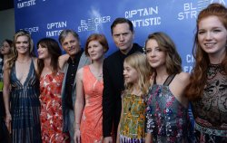 "Cast members attend the ""Captain Fantastic"" premiere in Los Angeles"