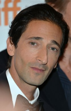 Adrien Brody attends 'Thrd Person' premiere at the Toronto International Film Festival