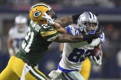 Packers free safety Ha Ha Clinton-Dix tackles Cowboys Terrance Williams