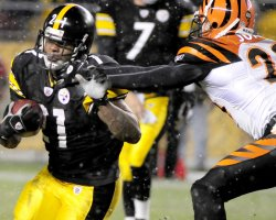 Cincinnati Bengals vs Pittsburgh Steelers at Pittsburgh