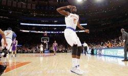New York Knicks vs Los Angeles Lakers
