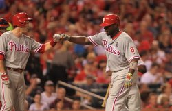 Philadelphia Phillies vs St. Louis Cardinals