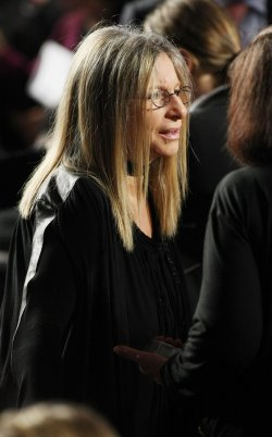 Barbara Streisand attends the sixth annual Clinton Global Initiative in New York