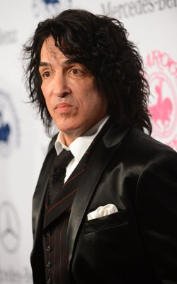 Musician Paul Stanley attends the 2012 Carousel of Hope gala in Beverly Hills, California