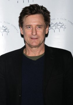 Bill Pullman arrives for the New York Stage and Film's Annual Gala in New York