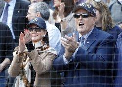 Opening Day at Yankee Stadium