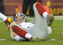 New York Giants vs Washington Redskins