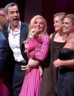 """LEGALLY BLONDE"" THE MUSICAL OPENS IN NEW YORK"