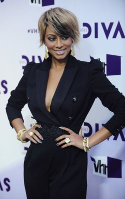Keri Hilson attends 'VH1 Divas' 2012 in Los Angeles
