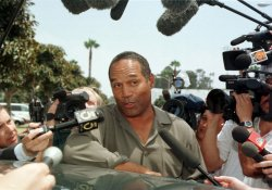 O.J. SIMPSON TO COMMENT ON HOW HE WOULD HAVE COMMITTED MURDER