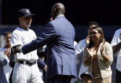 Derek Jeter Day at Yankee Stadium