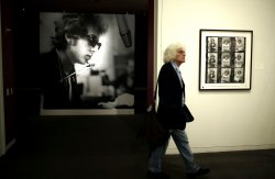 A Rock & Roll History: Presley to Punk press preview at Sotheby's