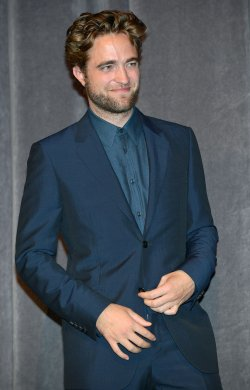 Robert Pattinson attends 'Maps To The Stars' premiere at the Toronto International Film Festival
