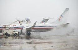 Winter Storm in Washington, D.C.
