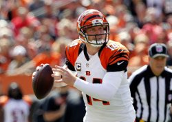 Cincinnati Bengals against the Atlanta Falcons