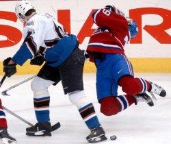 Washington Capitals vs Montreal Canadiens
