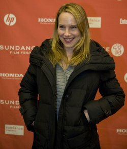 Amy Ryan Arrives at the 2010 Sundance Film Festival in Park City, Utah