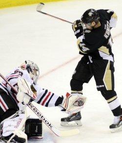 Chicago Blackhawks vs Pittsburgh Penguins
