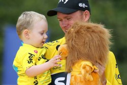 Chris Froome wins 104th Tour de France in Paris