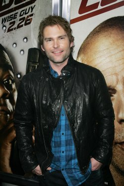 "Seann William Scott arrives for the ""Cop Out"" Premiere in New York"