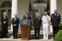 Pres. Obama nominates Gen. Dempsey chairman of the Joint Chiefs